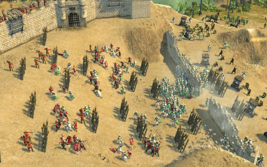 Stronghold Crusader 2 Screenshot 8