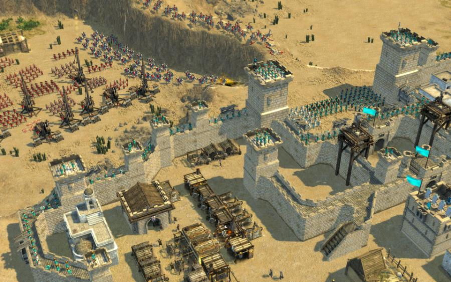 Stronghold Crusader 2 Screenshot 4