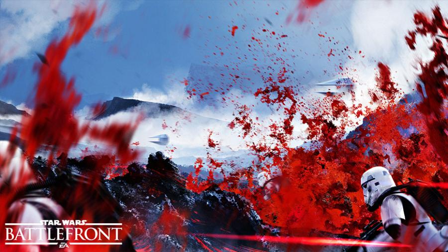 Star Wars Battlefront Screenshot 8