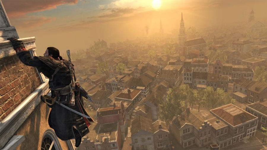Assassin's Creed Rogue Screenshot 2