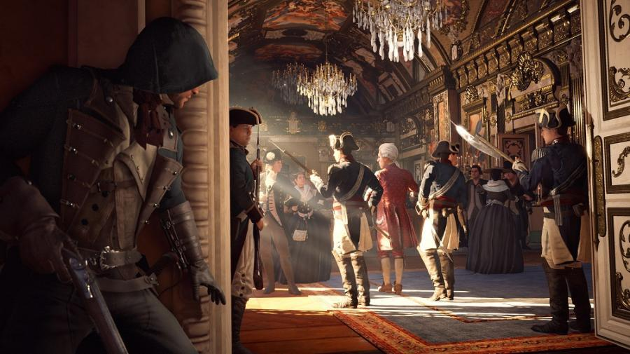 Assassin's Creed Unity - Xbox One Key Screenshot 6