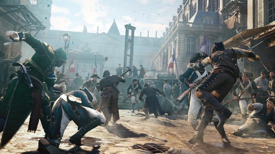 Assassin's Creed Unity - Xbox One Key Screenshot 8