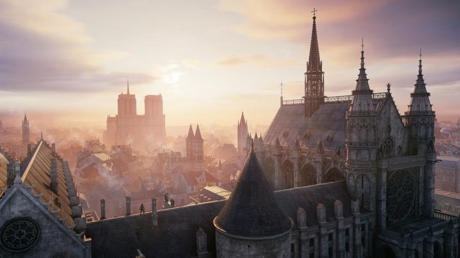 Assassin's Creed Unity - Xbox One Key Screenshot 3