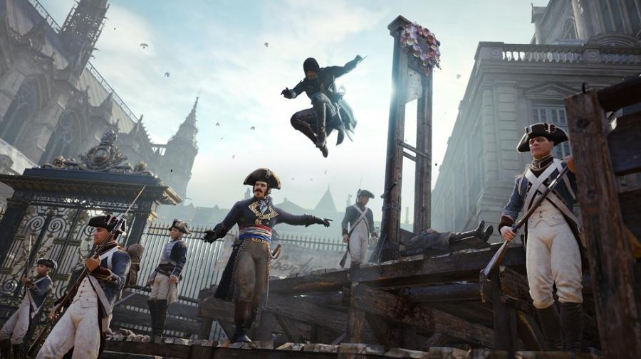 Assassin's Creed Unity - Xbox One Key Screenshot 5