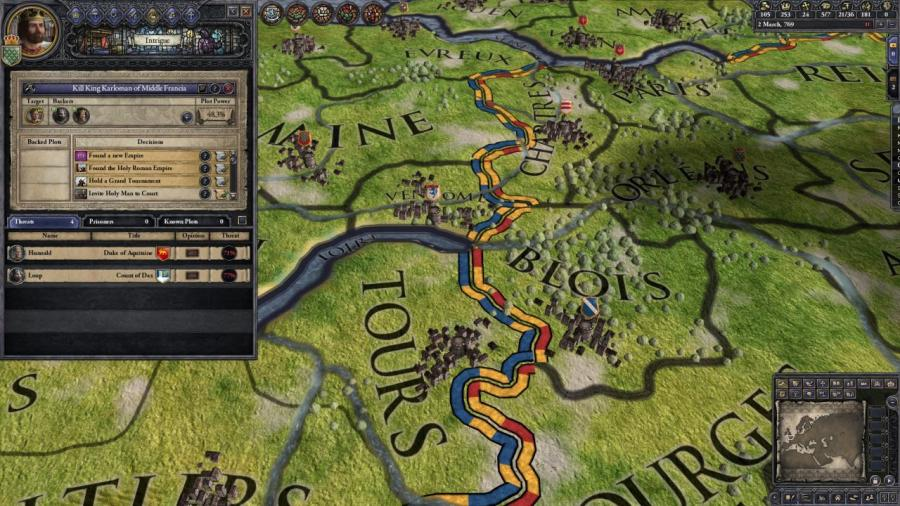 Crusader Kings II - Charlemagne (Addon) Screenshot 7