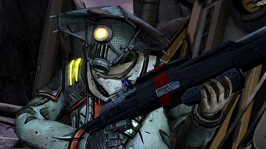 Tales from the Borderlands Screenshot 6
