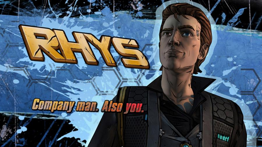 Tales from the Borderlands Screenshot 2