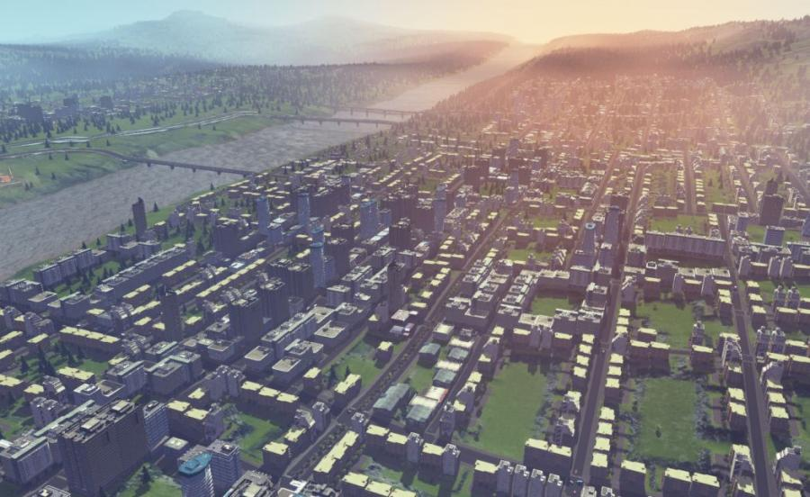 Cities Skylines Screenshot 2