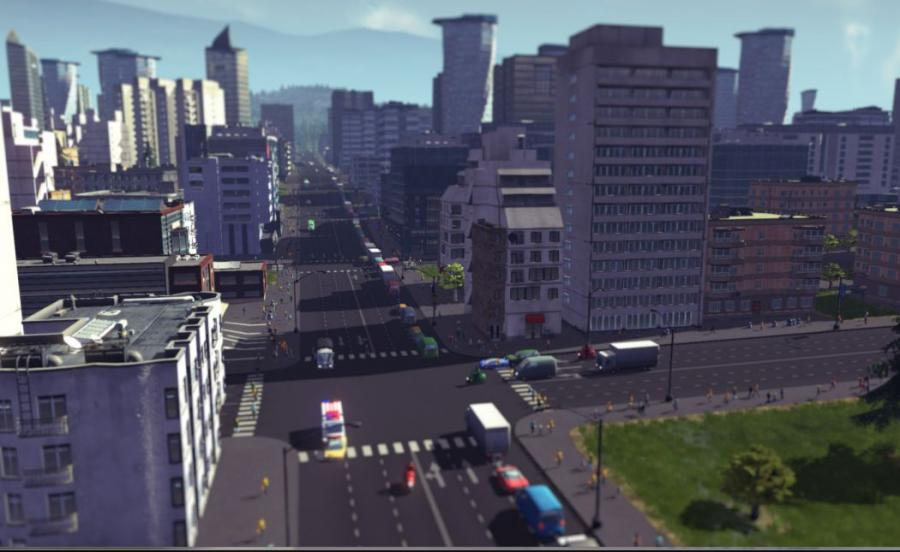 Cities Skylines Screenshot 5