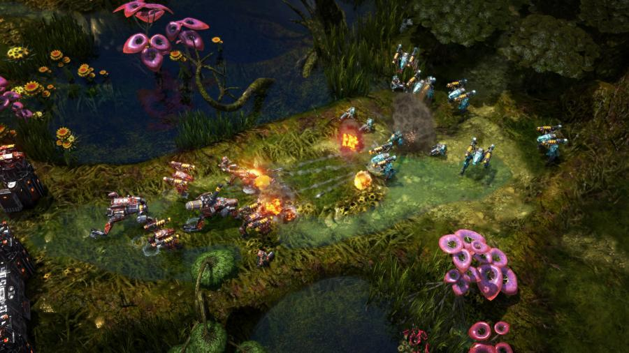 Grey Goo Screenshot 4