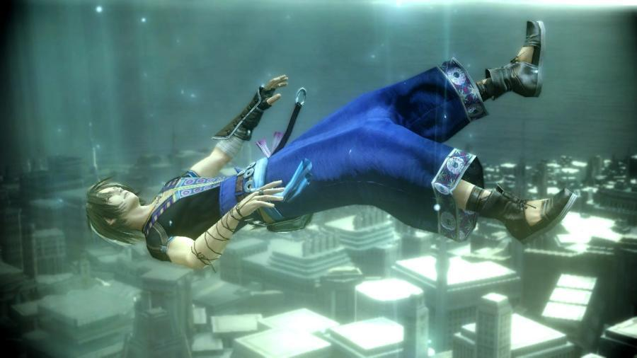 Final Fantasy XIII Compilation Screenshot 7