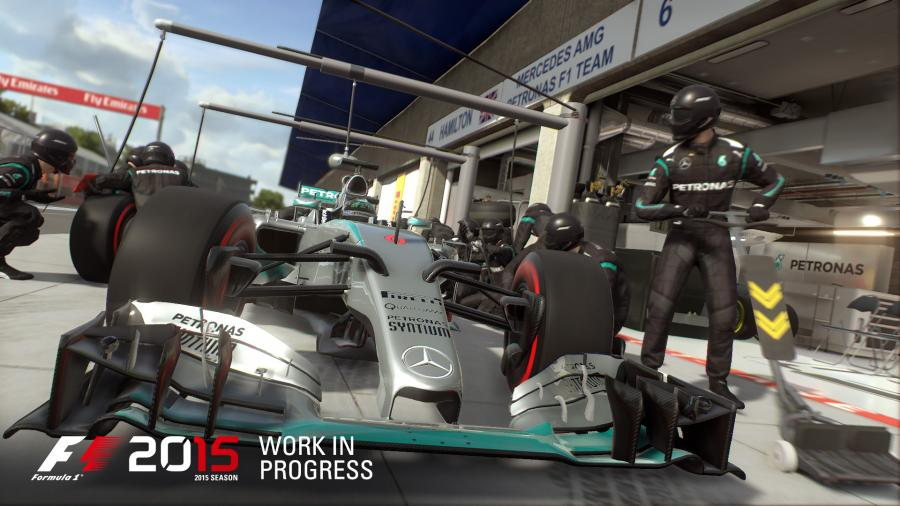 F1 2015 (Formel 1) Screenshot 2