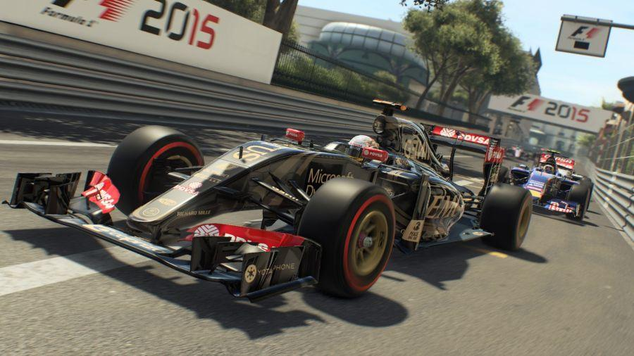 F1 2015 (Formel 1) Screenshot 7