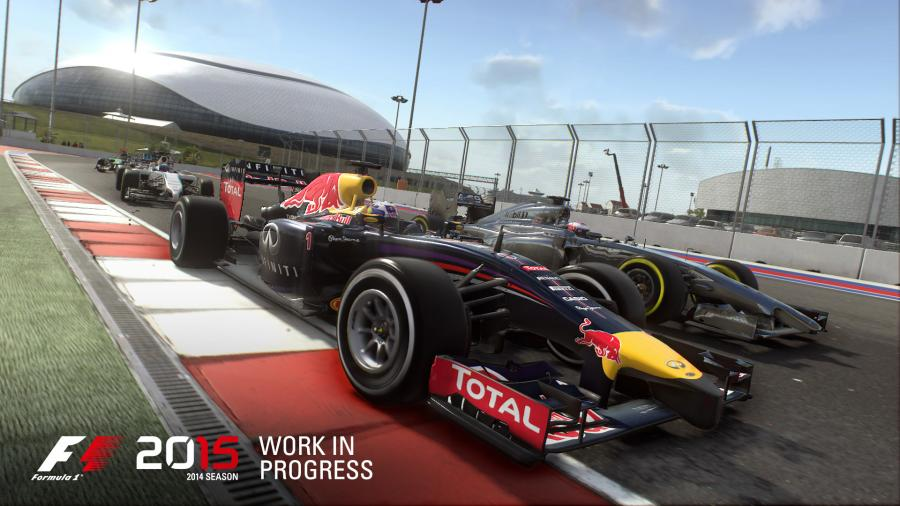 F1 2015 (Formel 1) Screenshot 5