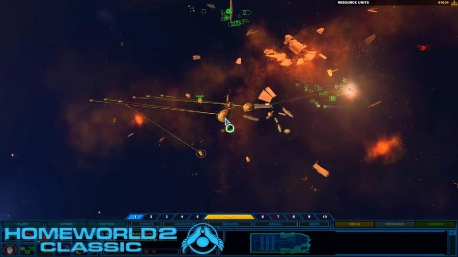 Homeworld Remastered Collection Screenshot 7