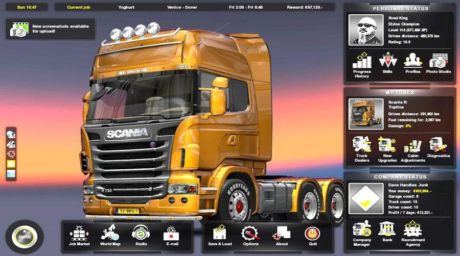 Euro Truck Simulator 2 - Titanium Edition Screenshot 6