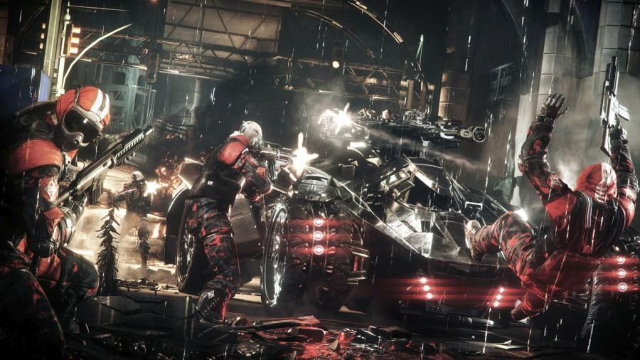 Batman Arkham Knight - Premium Edition Screenshot 8