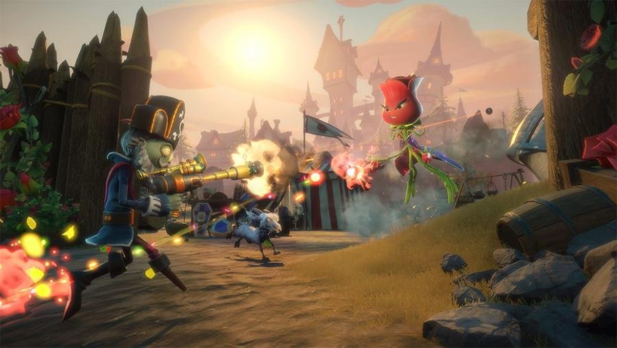 Plants vs Zombies - Garden Warfare 2 Screenshot 4