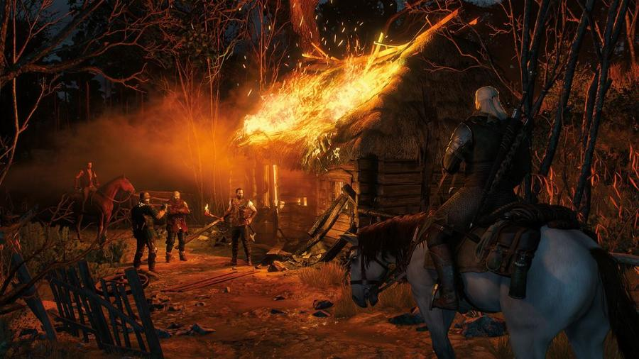 The Witcher 3 - Xbox One Download Code Screenshot 2