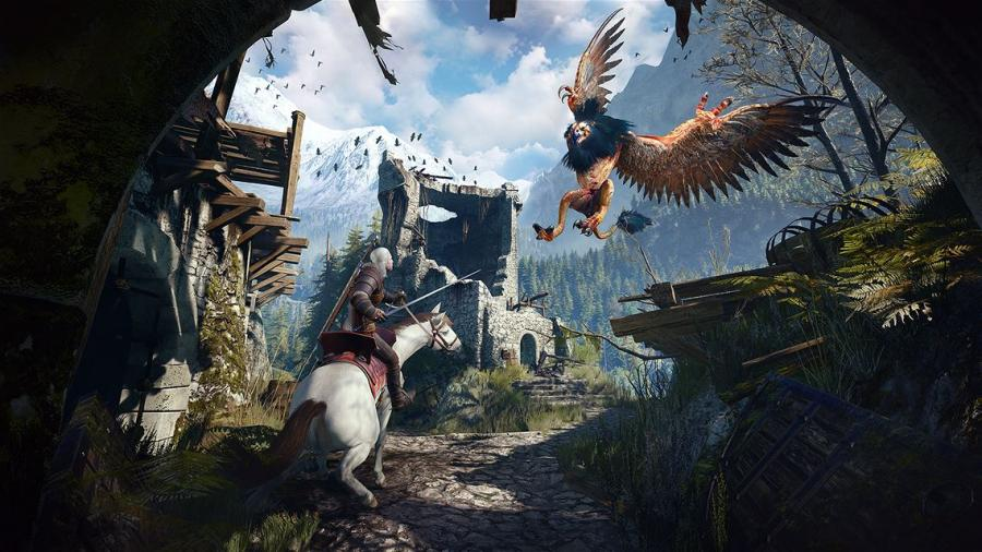 The Witcher 3 - Xbox One Download Code Screenshot 8