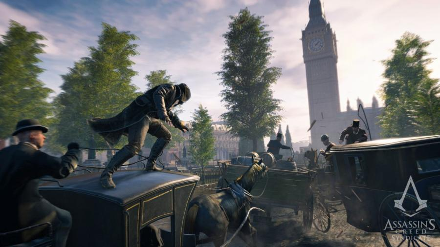 Assassin's Creed Syndicate - Gold Edition Screenshot 3