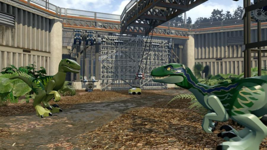 LEGO Jurassic World Screenshot 9