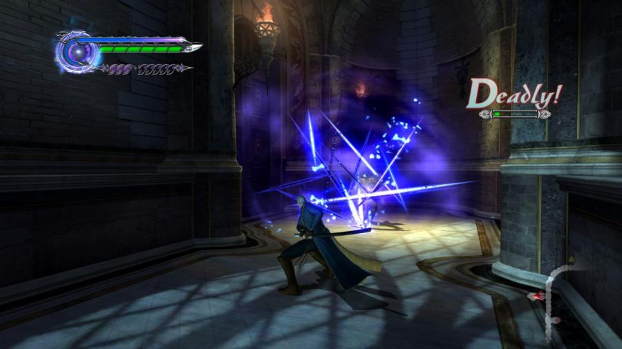 Devil May Cry 4 - Special Edition Screenshot 4