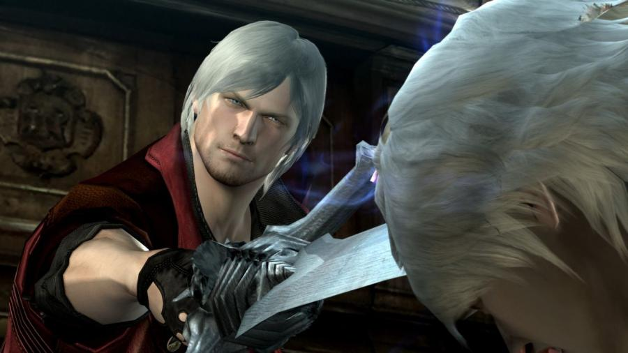 Devil May Cry 4 - Special Edition Screenshot 2
