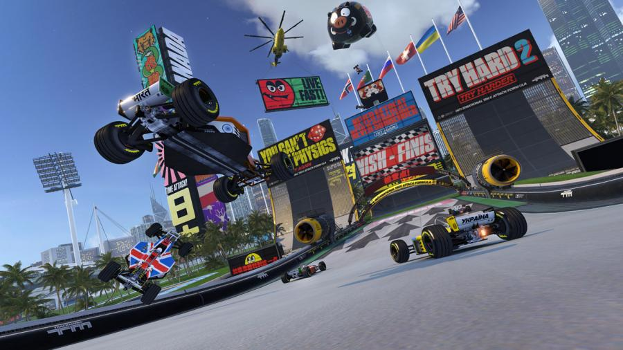 Trackmania Turbo Screenshot 1