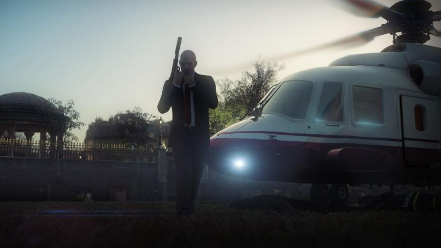 Hitman Screenshot 1