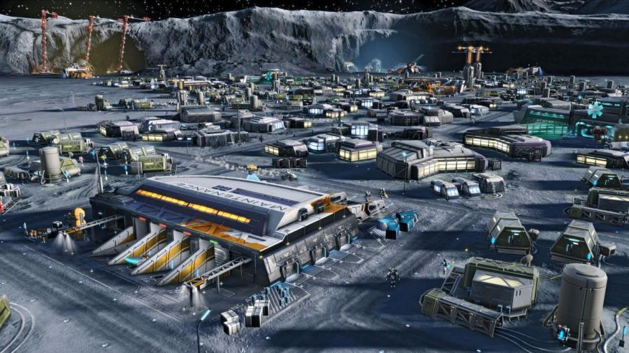 Anno 2205 - Gold Edition Screenshot 2
