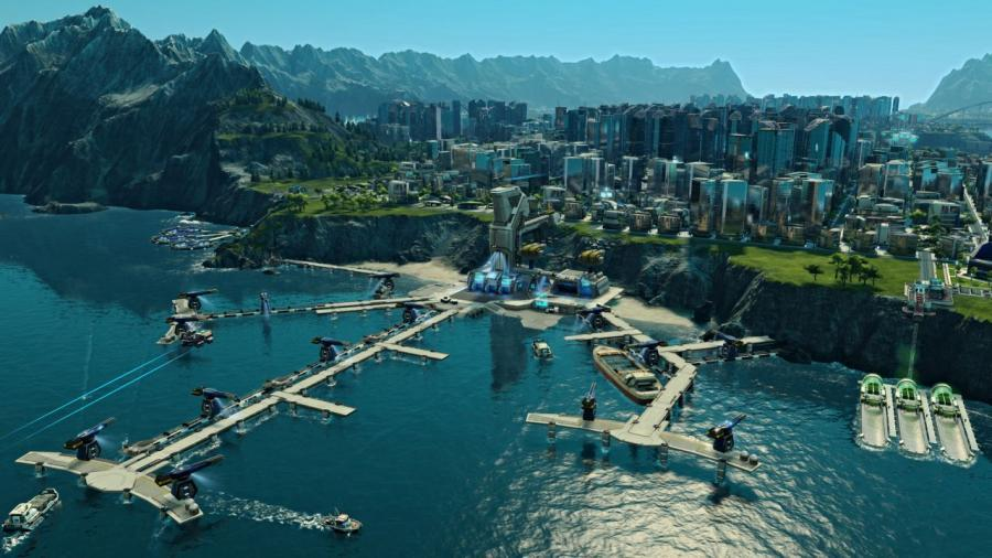 Anno 2205 - Gold Edition Screenshot 4