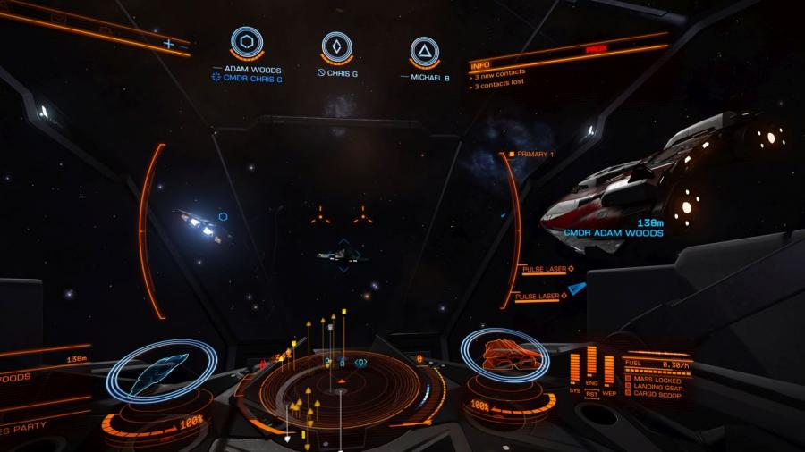 Elite Dangerous - Steam Geschenk Key Screenshot 2