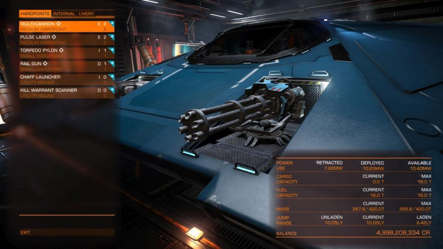 Elite Dangerous - Steam Geschenk Key Screenshot 5