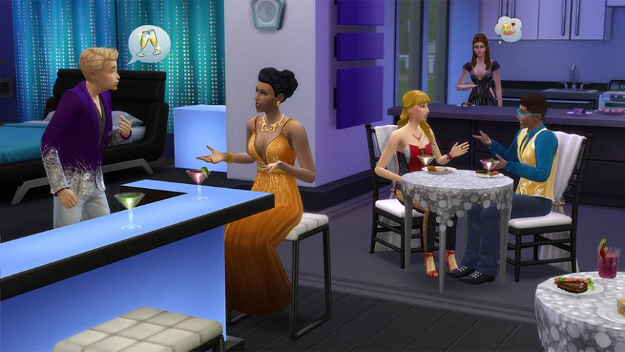 Die Sims 4 - Wellness-Tag + Luxus-Party-Accessoires + Sonnenterrassen Bundle Screenshot 4
