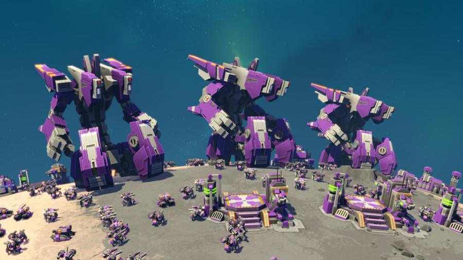 Planetary Annihilation TITANS Screenshot 5
