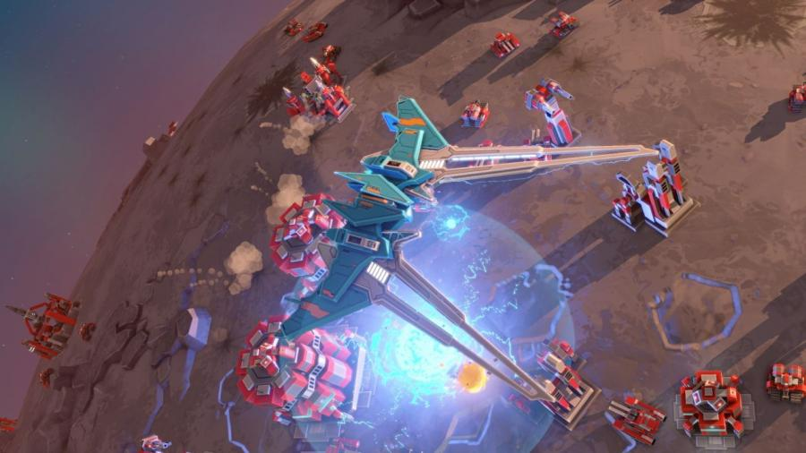 Planetary Annihilation TITANS Screenshot 3