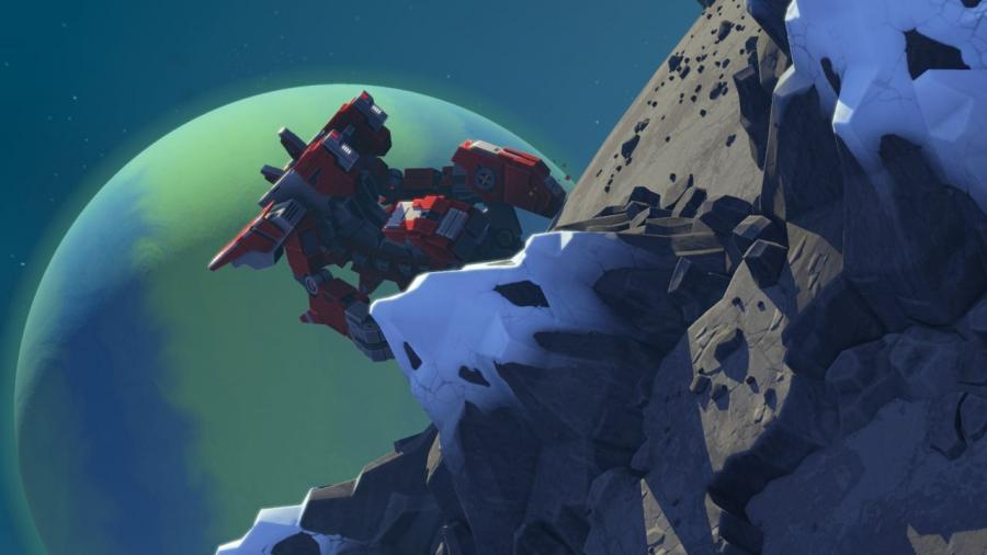 Planetary Annihilation TITANS Screenshot 9