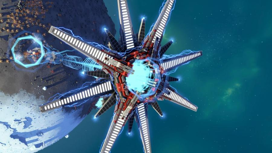 Planetary Annihilation TITANS Screenshot 6