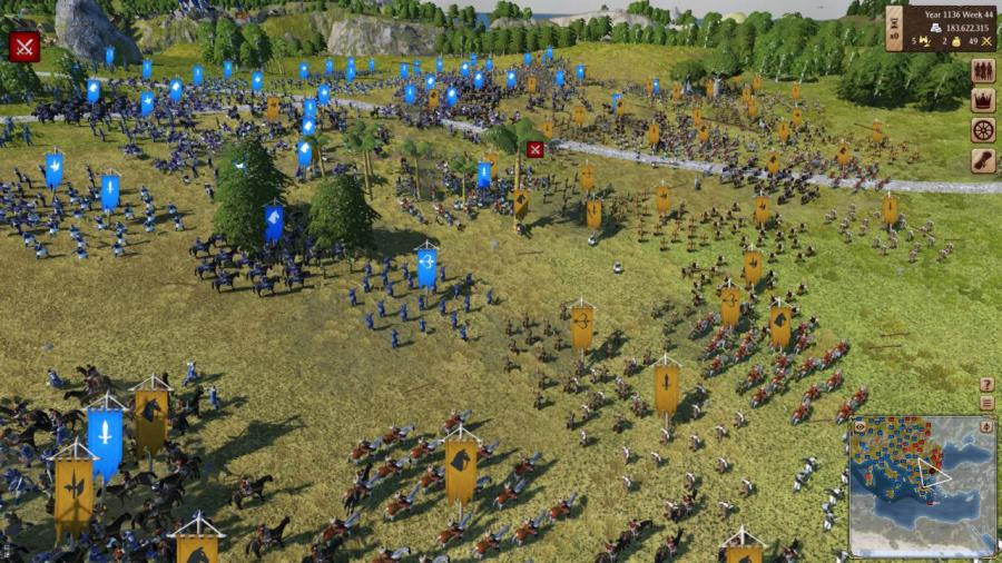 Grand Ages Medieval Screenshot 3