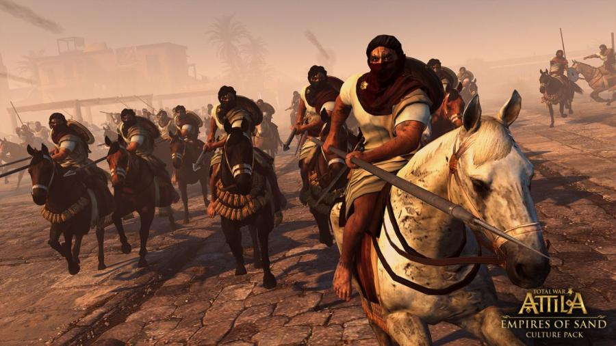 Total War Attila - Empires of Sand Culture Pack (DLC) Screenshot 2