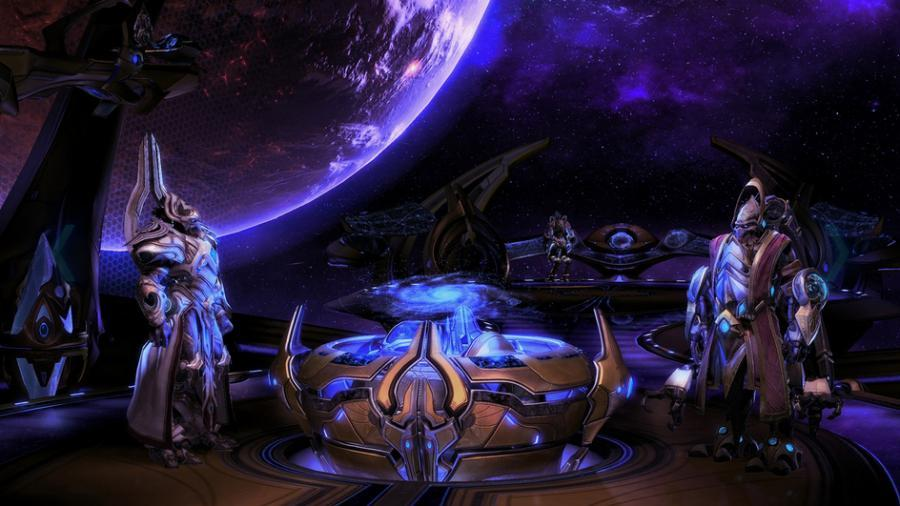 StarCraft 2 Legacy of the Void - Collectors Edition [EU] Screenshot 7