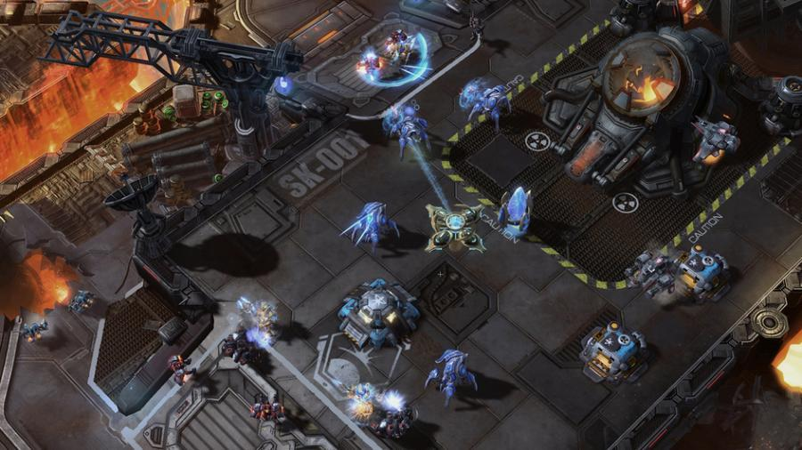 StarCraft 2 Legacy of the Void - Collectors Edition [EU] Screenshot 8
