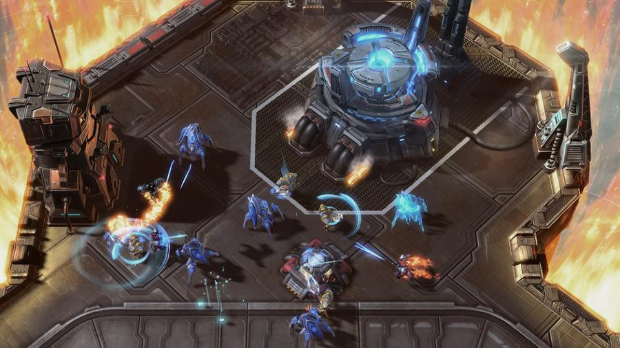 StarCraft 2 Legacy of the Void - Collectors Edition [EU] Screenshot 3