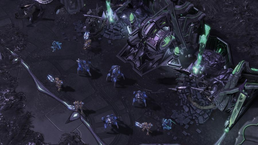 StarCraft 2 Legacy of the Void - Collectors Edition [EU] Screenshot 5