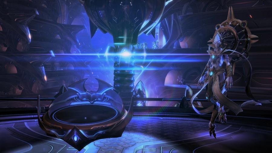 StarCraft 2 Legacy of the Void - Collectors Edition [EU] Screenshot 2