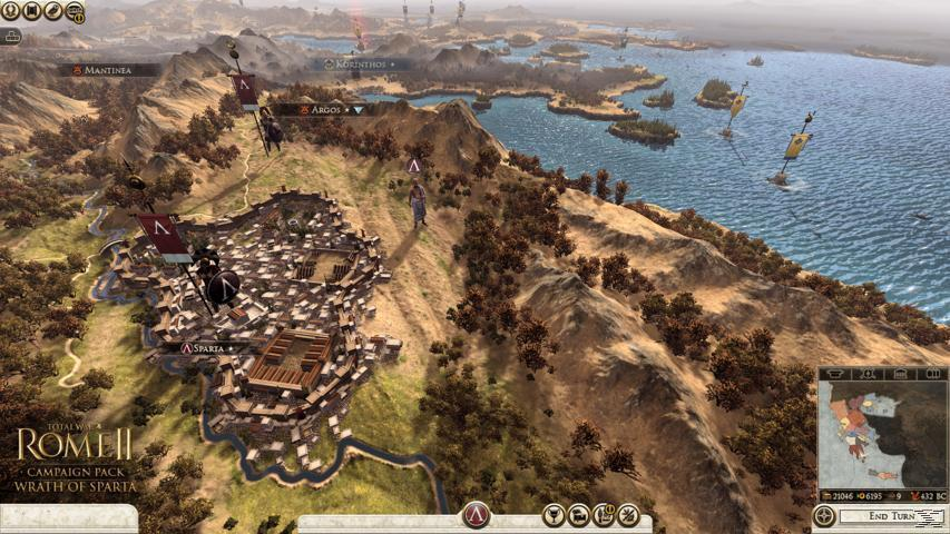 Total War Rome II - Spartan Edition Screenshot 2