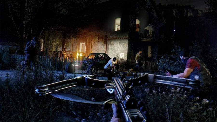 Dying Light - The Following DLC Screenshot 2
