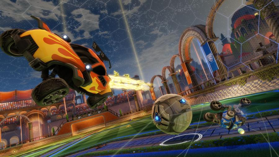 Rocket League - Revenge of the Battle Cars DLC Screenshot 5