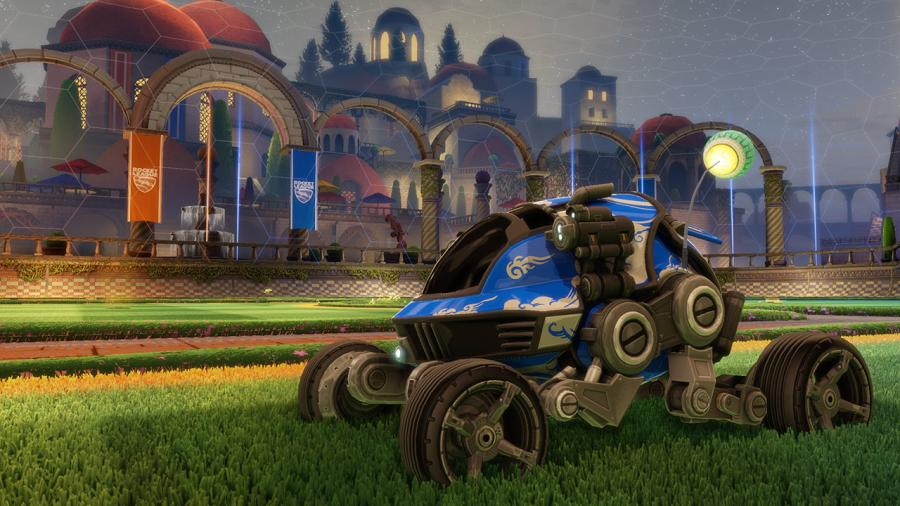 Rocket League - Revenge of the Battle Cars DLC Screenshot 6